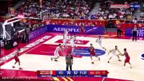 خلاصه بسکتبال ایران 81 - 83 پورتوریکو