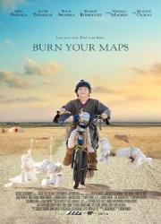 دانلود فیلم Burn Your Maps 2016
