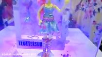 نمایشگاه پونی کوچولو عروسک های قدیمی و جدید