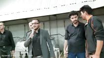 گروه موزیک ال یاسین دماوند شب اول ماه محرم سال ۱۳۹۸
