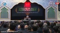 مداحی و روضه خوانی حاج منصور ارضی - محرم 98