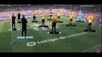 خلاصه بازی بارسلونا-اوساسونا | باز هم ناکامی در غیاب لئو مسی