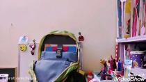 توی کیف مدرسم چی می زارم؟ p 1 *کپشن*