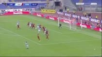 فول مچ بازی لاتزیو - آ اس رم؛ سری آ ایتالیا (نیمه اول)