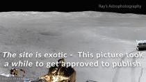 یافتن ماده ای مرموز در ماه