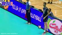 خلاصه بازی والیبال ایران 0 - 3 فرانسه