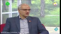 بهون مهر -دکتر ضرابی مدیر عامل بانک خون ناف کشور