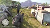 گیم پلی بازی (2) Sniper Elite 4