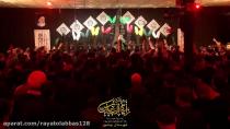 سنگ صبوری رقیه(س)-سیدحسن هاشمی-شب سوم محرم 98