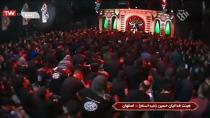 مراسم کامل روضه خوانی و مداحی با نوای سیدرضا نریمانی در شب دوم محرم
