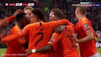 خلاصه بازی آلمان 2 - 4 هلند (مقدماتی یورو 2020 )