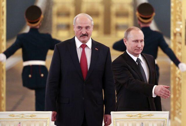 زنگ هشدار به روسیه در مینسک به صدا درآمد
