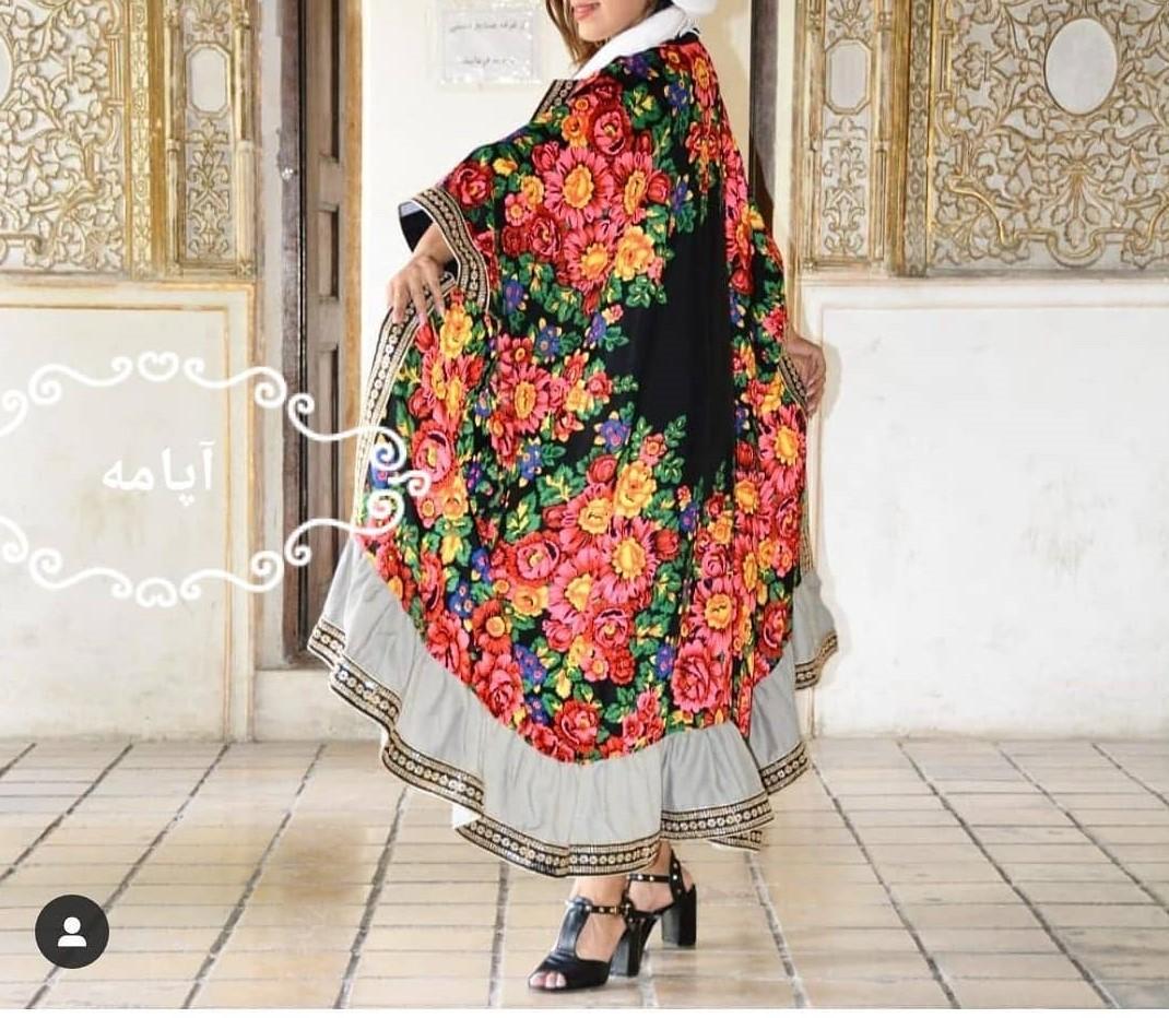 مدل مانتوهای شاد گل دار 2019