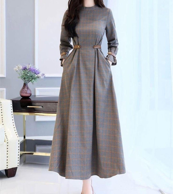 مدل مانتوی بلند زنانه شیک