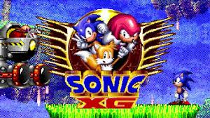 دانلود بازی SONIC XG برای PC {ساخته ی طرفداران}