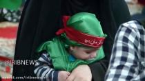 همایش شیرخوارگان حسینی در مسکو
