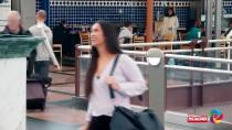 ربات سخنگو در فرودگاه دنور