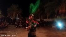 حضرت علی اصغر تعزیه روستایی رحمت اباد وحیداباد فهرج محرم ۳۹۸