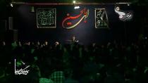 بخش چهارم - قرائت زیارت عاشورا-حاج محمود کریمی-شب بیست و سوم رمضان