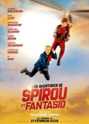 دانلود فیلم Spirou And Fantasios 2018