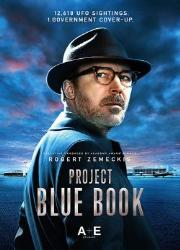 دانلود سریال Project Blue Book