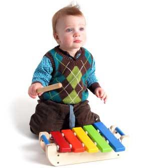 چه موزیکی مناسب بچه ها است؟