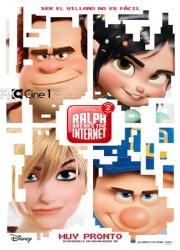 دانلود انیمیشن Ralph Breaks the Internet: Wreck-It Ralph 2 2018