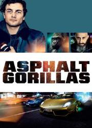 دانلود فیلم Asphaltgorillas 2018