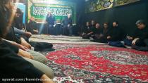 شاعر و مداح اهل بیت حاج فتاح اسماعیلی