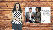 حاشیه ها با دیانا - اخبار و خواشی روز بازیگران و سلبریتی ها