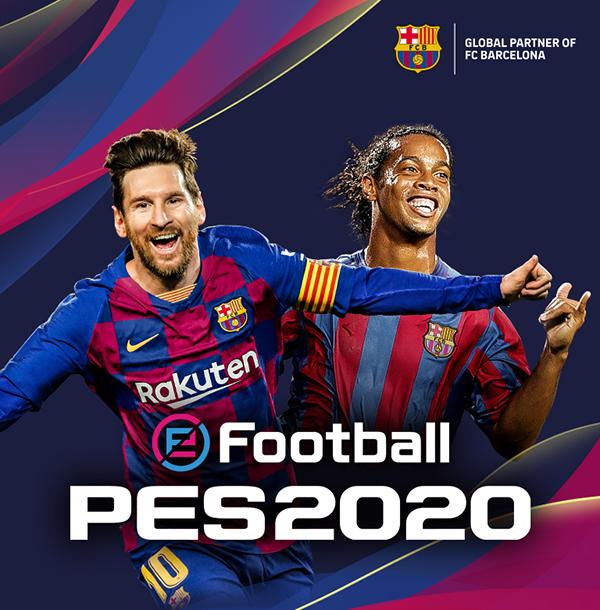 بازی پی اس eFootball PES 2020 برای کامپیوتر