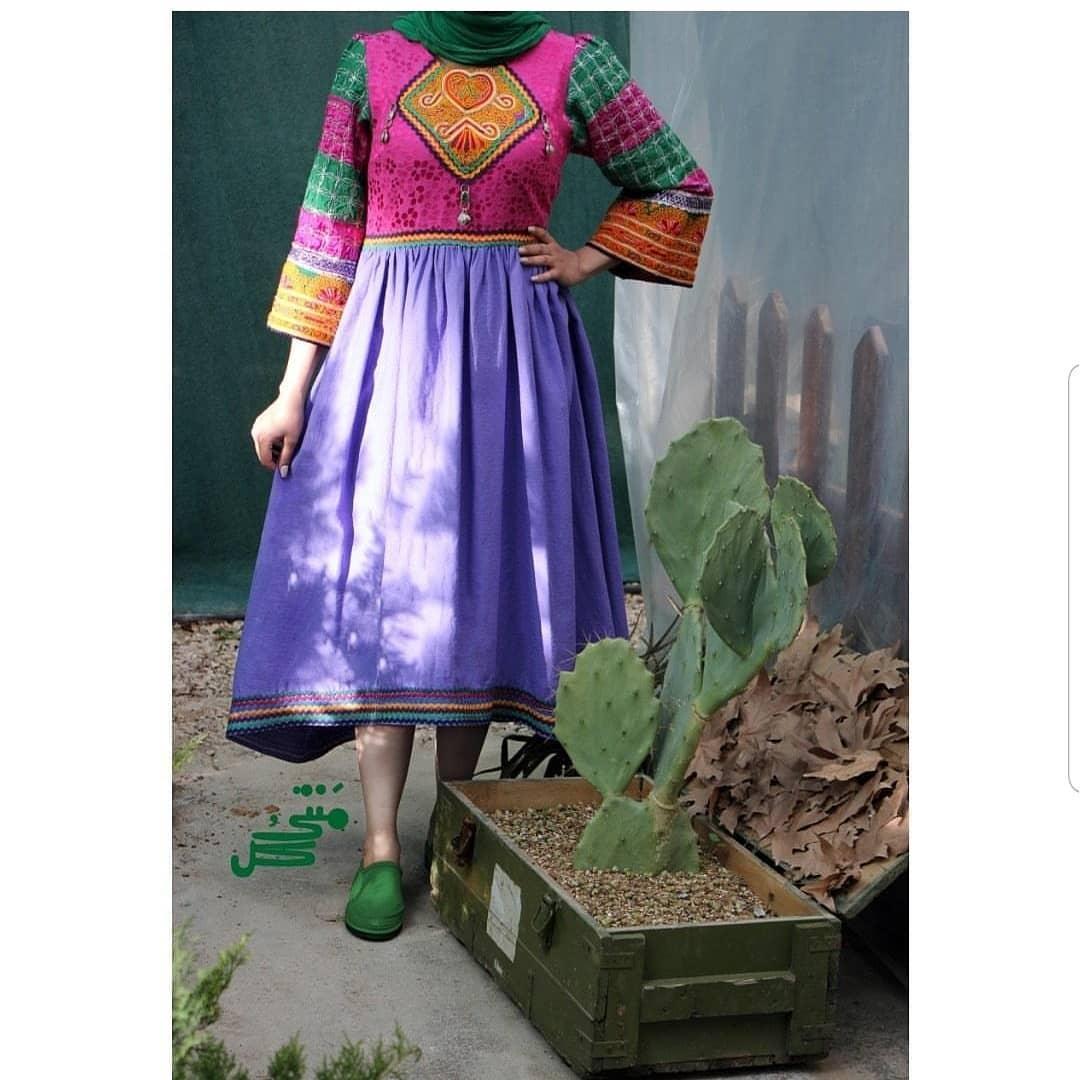 مدل مانتوافغانی جدید