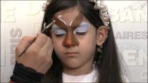 فیلم آموزش آموزش گریم کودک