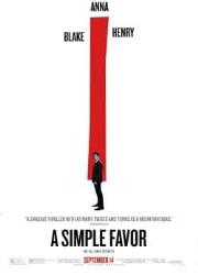 دانلود فیلم A Simple Favor 2018