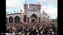 عزاداری مردم دارالارشاد استان اردبیل در روز تاسوعا و عاشورا