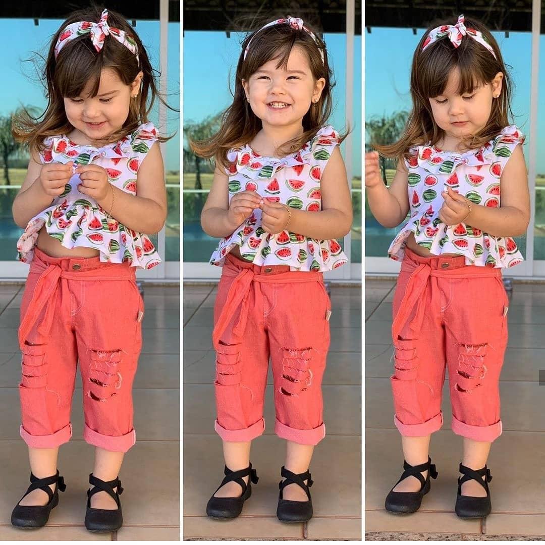 مدل لباس دختربچه