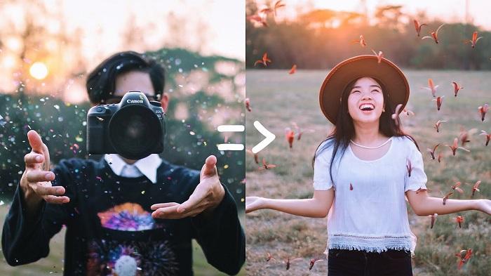 13 ایده ی زیبا برای عکاسی پرتره