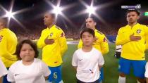 خلاصه بازی فوتبال برزیل - پرو ( 0-1)