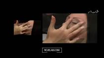 فیلم آموزش گریم و آموزش آرایش صورت
