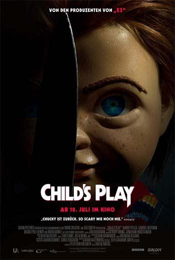 دانلود فیلم بازی بچگانه Child's Play 2019 با لینک مستقیم