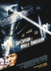 دانلود فیلم Sky Captain and the World of Tomorrow 2004