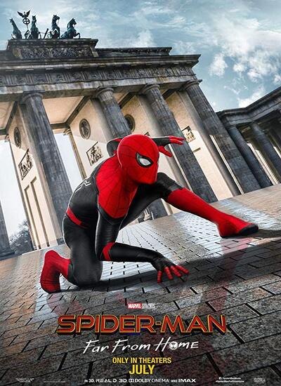 دانلود فیلم Spider Man Far From Home 2019