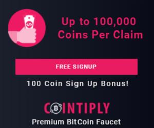 کسب درآمد از سایت cointiply