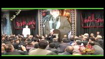 محمدباقر تمدن، حضرت فاطمه زهرا امام حسینین باشی اوسته
