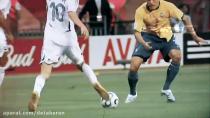 مهارت های فوق العاده در فوتبال