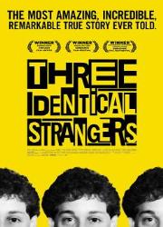 دانلود فیلم Three Identical Strangers 2018