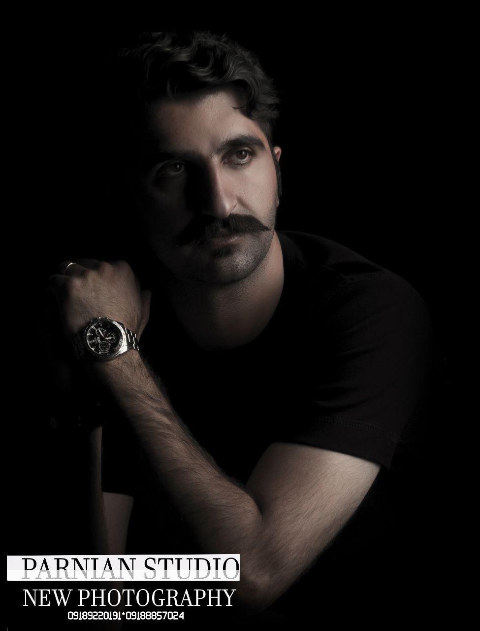 جدیدترین تصاویر هنرمند وحید اکجوان