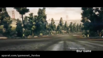 تریلر سینمایی بازی Blur