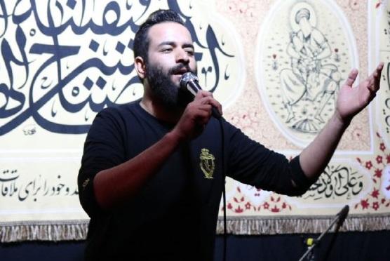 دانلود عکس و والپیپر HD | کربلایی هادی گلستانی شب چهارم محرم الحرام 1398