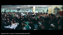 پشت صحنه ویژه برنامه های محرم صدا و سیمای مرکز همدان
